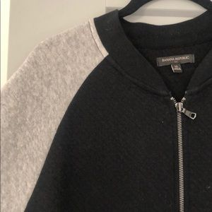 Banana Republic Jackets & Coats - Men's sweater zip up
